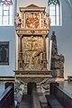 Würzburg, Dom, Epitaph Friedrich von Wirsberg 1573-20151106-001.jpg