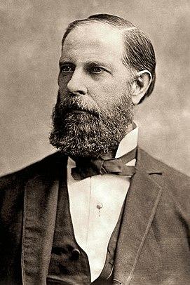 William Hayden English American politician