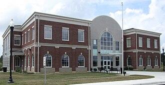 Western Kentucky University-Owensboro - Western Kentucky University - Owensboro campus, dedicated spring 2010
