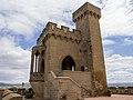 WLM14ES - Olite Palacio Real Torre de los cuatro Vientos 00056 - .jpg