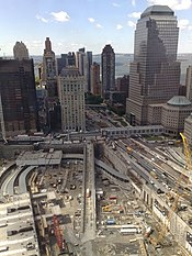 WTC site from Fast Companys offices in 7WTC - 1 - May 2008.jpg