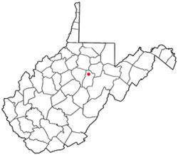 Loko de Buckhannon, Okcidenta Virginio