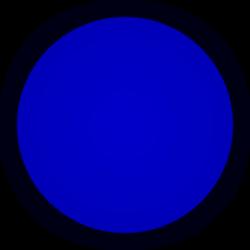Dökkblár