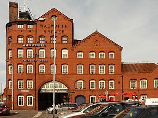 Wadworth Brewery UK Brewery