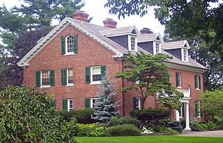 Wales House (Hyde Park, New York) United States historic place