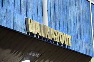 Walkabout (pub chain) chain of 36 Australian-themed sports bar/nightclubs operating in the United Kingdom