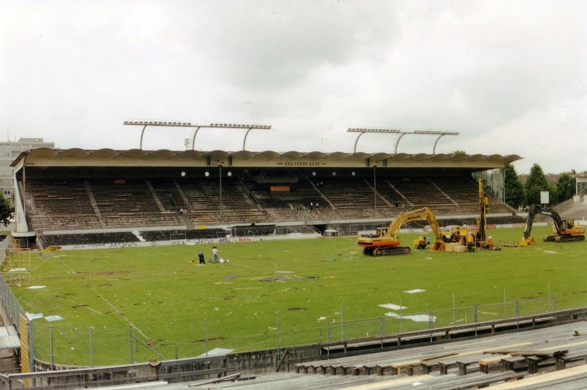 Wankdorf Stadium - Wikipedia