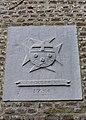 Wapensteen in de gevel van de tiendschuur - Mechelen - 20378244 - RCE.jpg