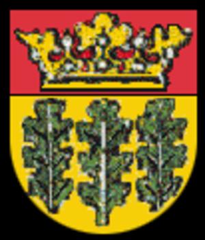 Königshain - Image: Wappen koenigshain