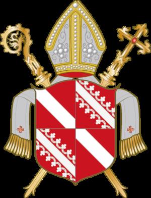 Prince-Bishopric of Strasbourg - Image: Wappen Bistum Straßburg