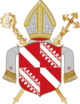 Coat of arms of the Principality of Strasbourg