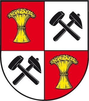 Bördeland - Image: Wappen Boerdeland