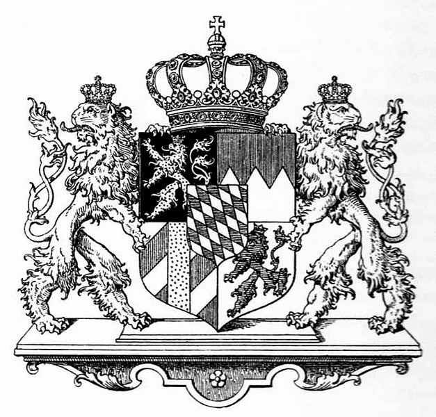 File:Wappen Deutsches Reich - Königreich Bayern (Mittleres).jpg