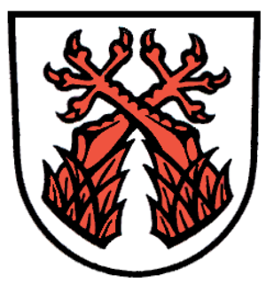 Sontheim - Image: Wappen Sontheim an der Brenz