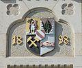 Wappen am Rathaus in Hohenstein-Ernstthal..IMG 9899ОВ.jpg