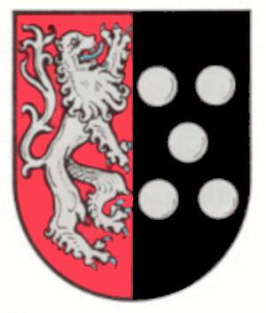 Bann, Germany - Image: Wappen von Bann