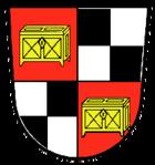 Das Wappen von Wassertrüdingen