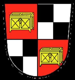 Wassertrüdingen - Image: Wappen von Wassertrüdingen