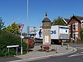 War Memorial, Highbridge - geograph.org.uk - 1434495.jpg