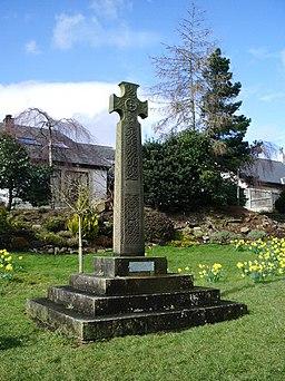 War Memorial, Hurst Green, (Boer War 1899-1902) - geograph.org.uk - 747369