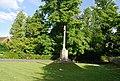 War Memorial, St Luke's Church, Matfield - geograph.org.uk - 1360976.jpg