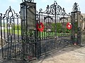 War Memorial Gate - geograph.org.uk - 375989.jpg