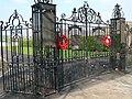 War Memorial Gate - geograph.org.uk - 375989.jpg