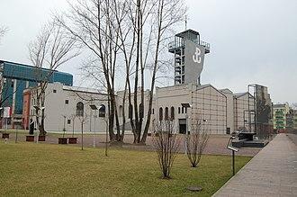 Warsaw Uprising Museum - Image: Warszawa MPW