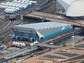 Water Polo Arena, 16 April 2012.jpg