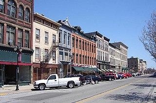 Sandusky, Ohio City in Erie County, Ohio, United States