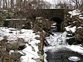 Waterfall on Vine Brook at Wilson Mill, Bedford MA.jpg