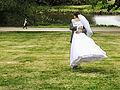 Wedding Dress For Happy Couple in Love.jpg