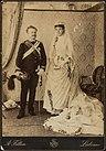 Wedding of Carlos I of Portugal and Amélie of Orléans.jpg