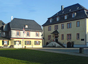 Taunusstein - Wehener Schloss
