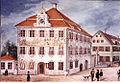 Weingarten Rathaus 1850.jpg
