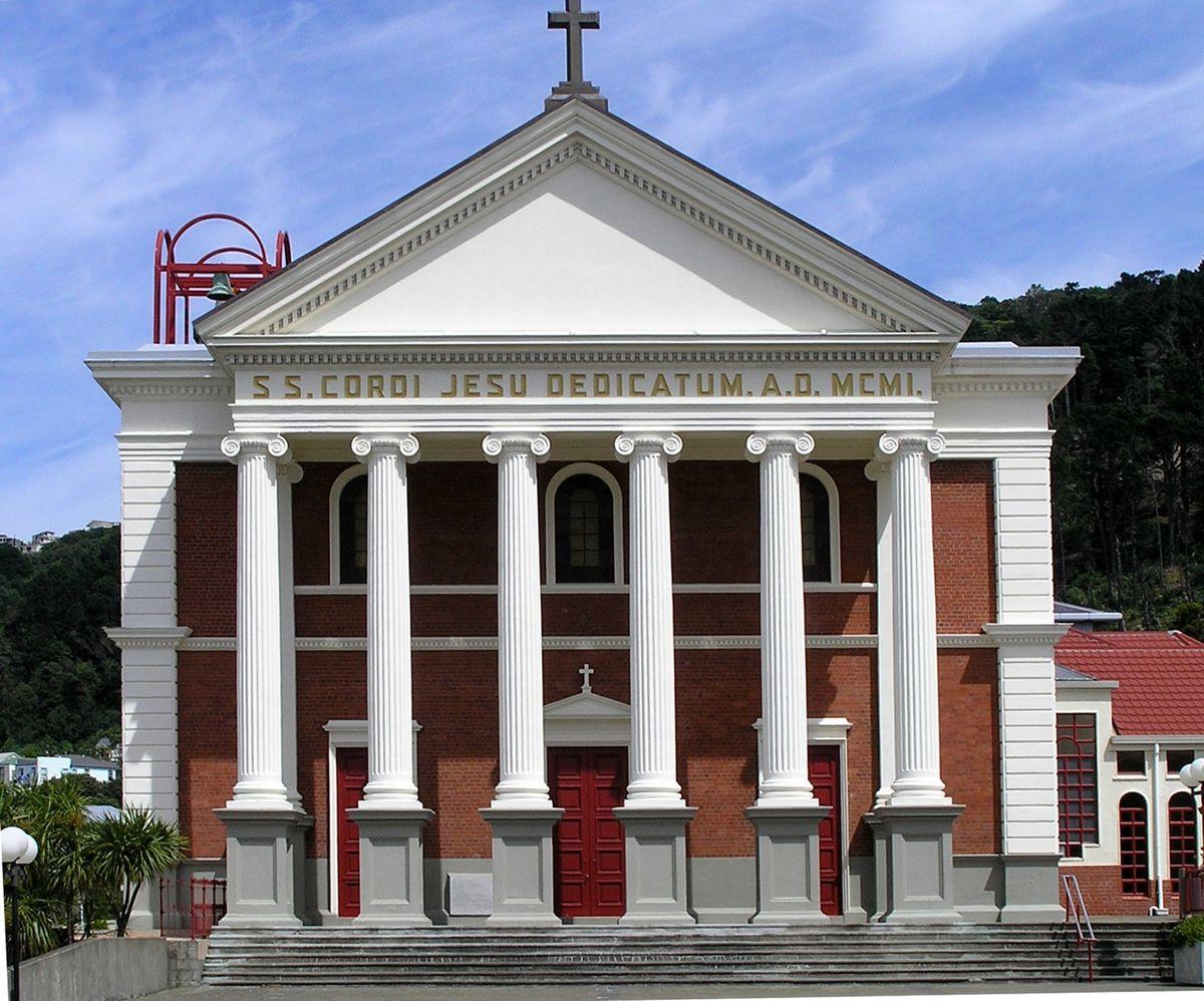 Catholic Church in New Zealand - Wikipedia