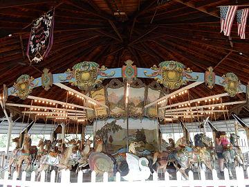 Weona Park Carousel - Wikipedia