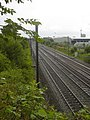 West Coast Main Line looking towards Leyland - geograph.org.uk - 1389742.jpg