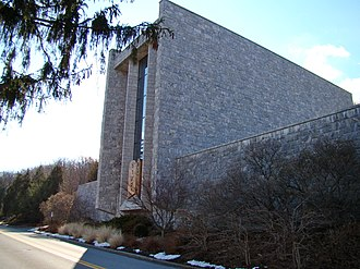 West Point Jewish Chapel - Image: West Point Jewish Chapel