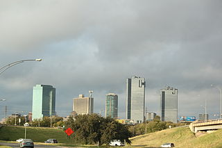 Downtown Fort Worth human settlement in Fort Worth, Texas, United States of America
