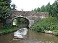 Westcottmill Bridge (No 54), Shropshire Union Canal, Cheswardine, Shropshire - geograph.org.uk - 547815.jpg