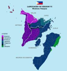 Western Visayas - Wikipedia