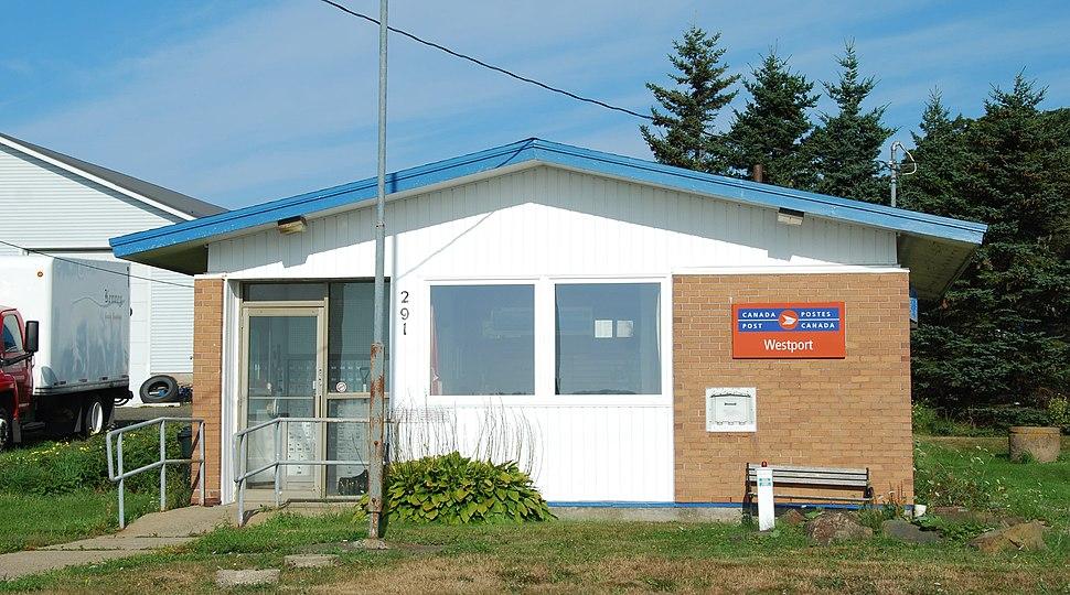 Westport post office – Brier Island, NS – (2018-08-31)