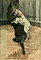 White Fang - White Fang tore wildly around, trying to shake off the bulldog's body.jpg