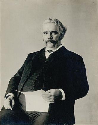 William John McGee - McGee in 1900