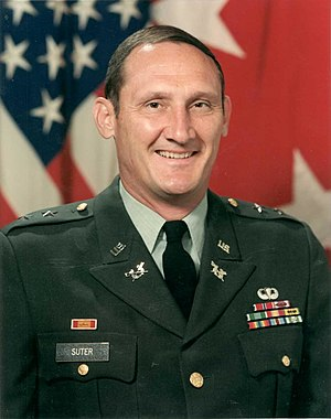 William K. Suter - Suter's official portrait as Assistant Judge Advocate General of the Army