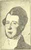 William Henry Boulton. 8th Mayor of Toronto and member of the Legislative Assembly.[15]