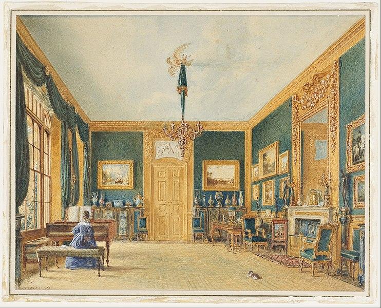 Henry Green Room