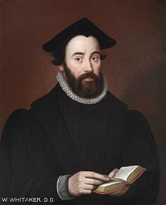 William Whitaker (theologian) - William Whitaker