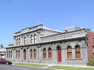 Williamstown, Victoria - Williamstown – Mechanics' Institute (built in 1860)